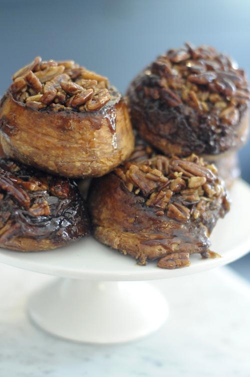 MHT Tipsy Parson sticky bun