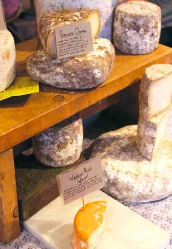 Photo Courtesy of Vermont Cheese Festival