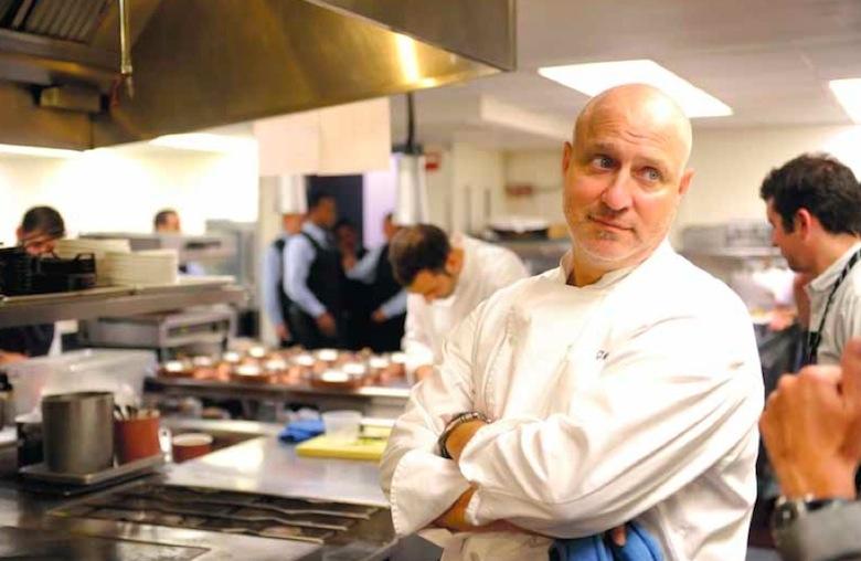 Craft Tom Colicchios Restaurant Experiment In Understatement Still