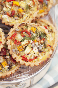 Vegetable Pies from Fifth Floor Kitchen at The Union Square Greenmarket
