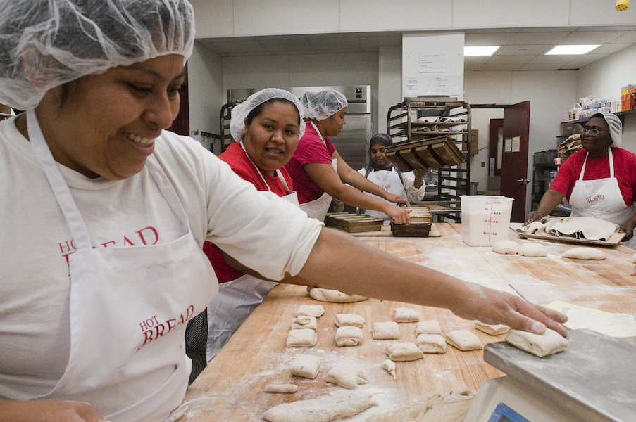 Knead-Based Bread: Hot Bread Kitchen\'s Social Justice Mission ...
