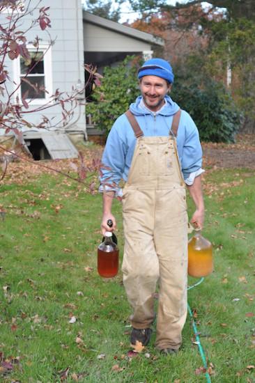 aaron burr cider