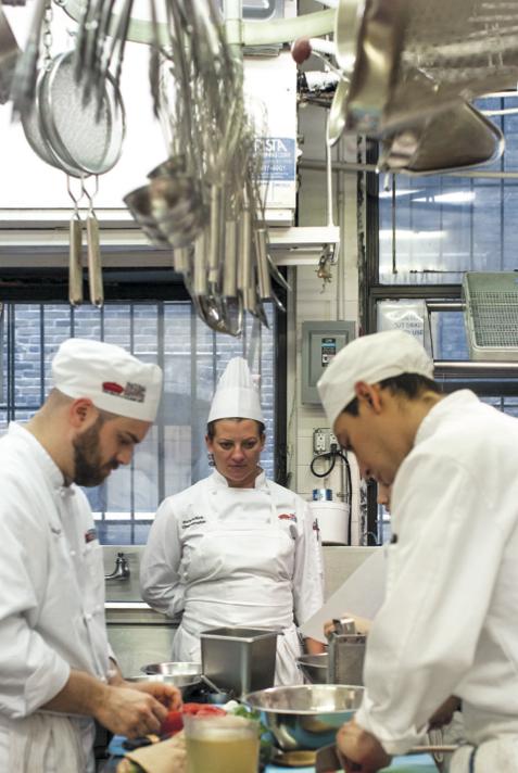 national gourmet institute