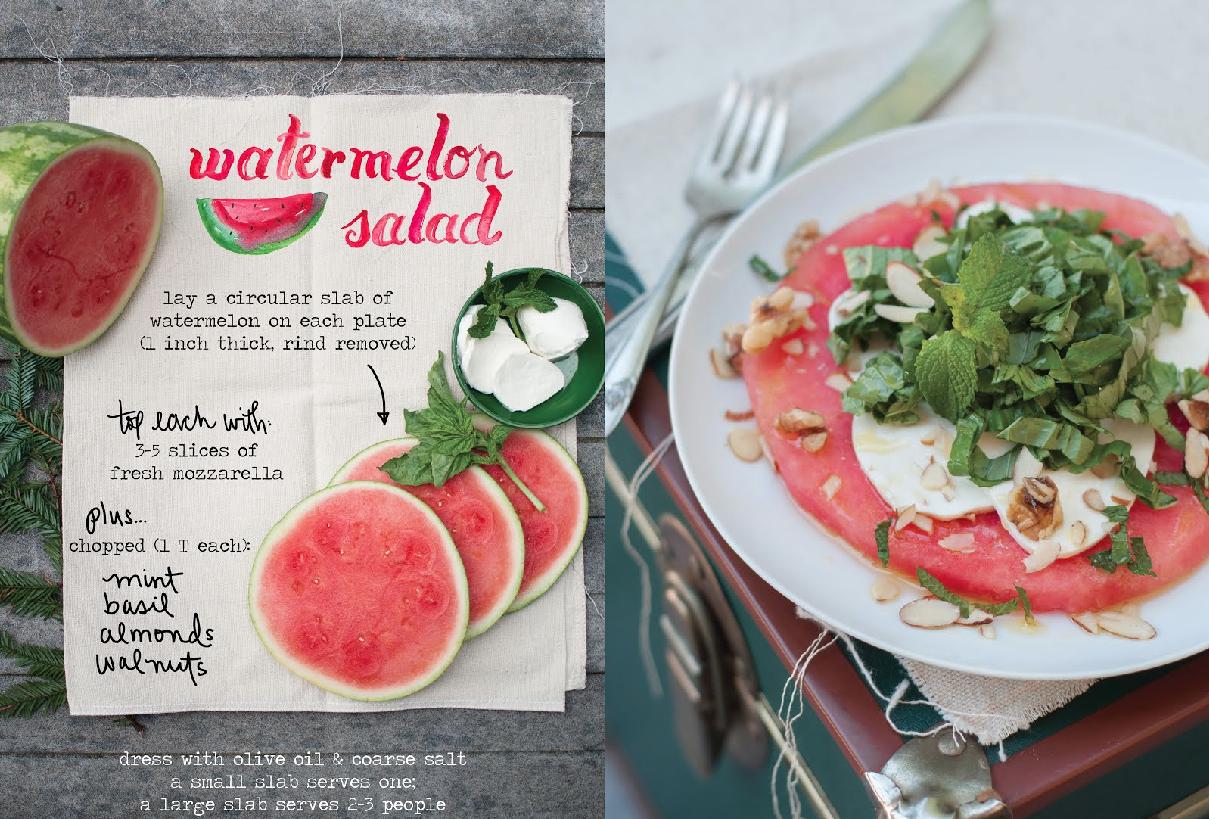 forest feast watermelon recipe