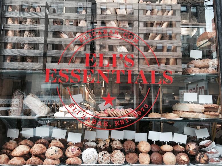 Eli's Essentials Window