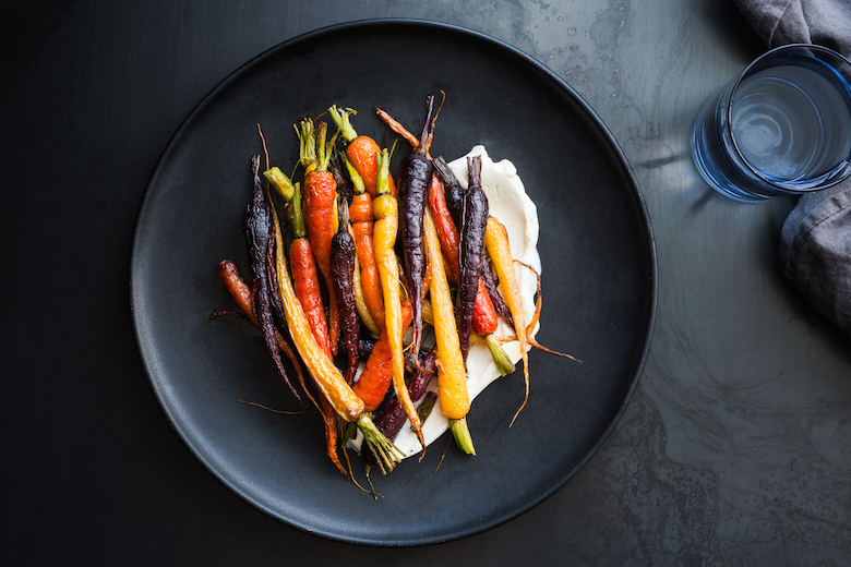Munchery_Multi Colored Carrots_Curtosy of Munchery