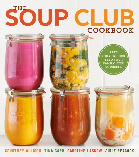 Soup Club Cookbook COVER