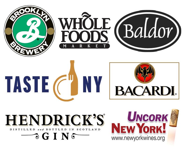 edible event sponsors