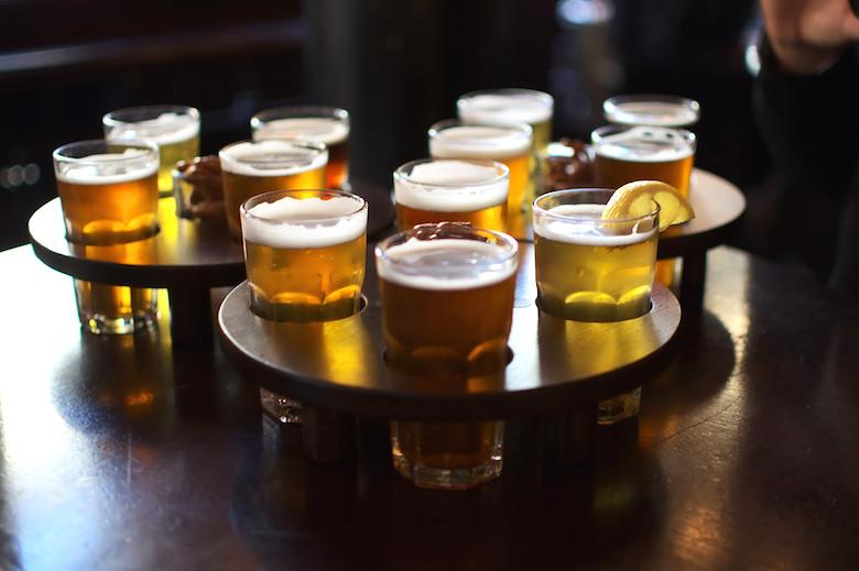 beer degustation