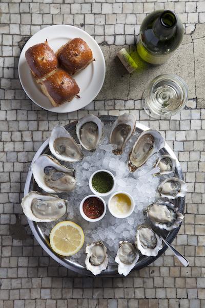 john dory oyster bar