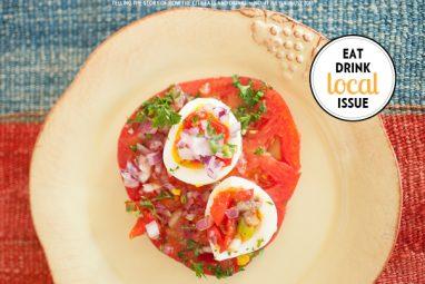 Edible Manhattan Summer Issue 2015