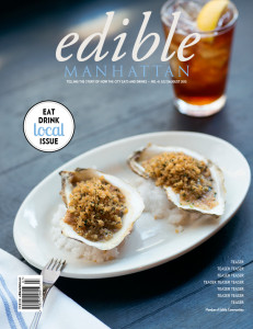 Edible Manhattan Summer Issue 2015