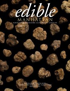 edible manhattan holiday cover