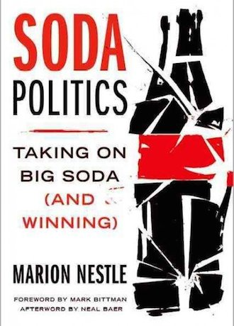 soda politics marion nestle