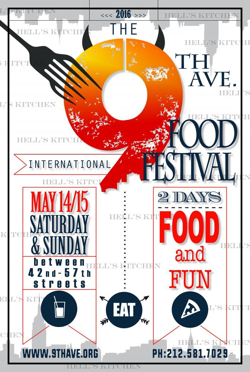 The Th Avenue International Food Festival