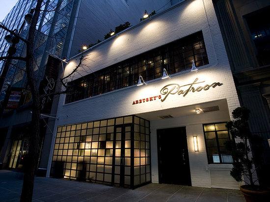 Restaurant Patroon New York