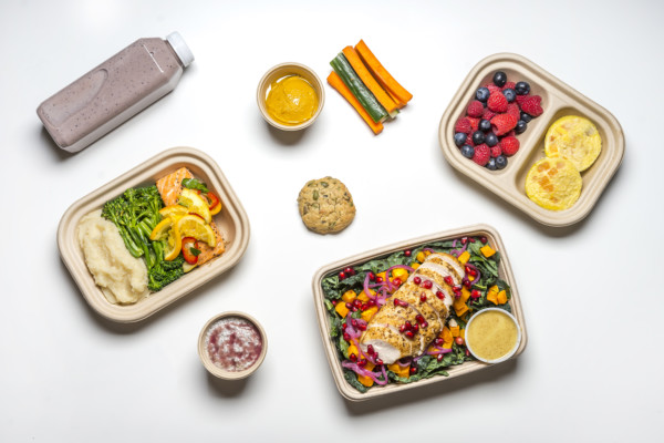 Sample Day of Meals and Snacks 2