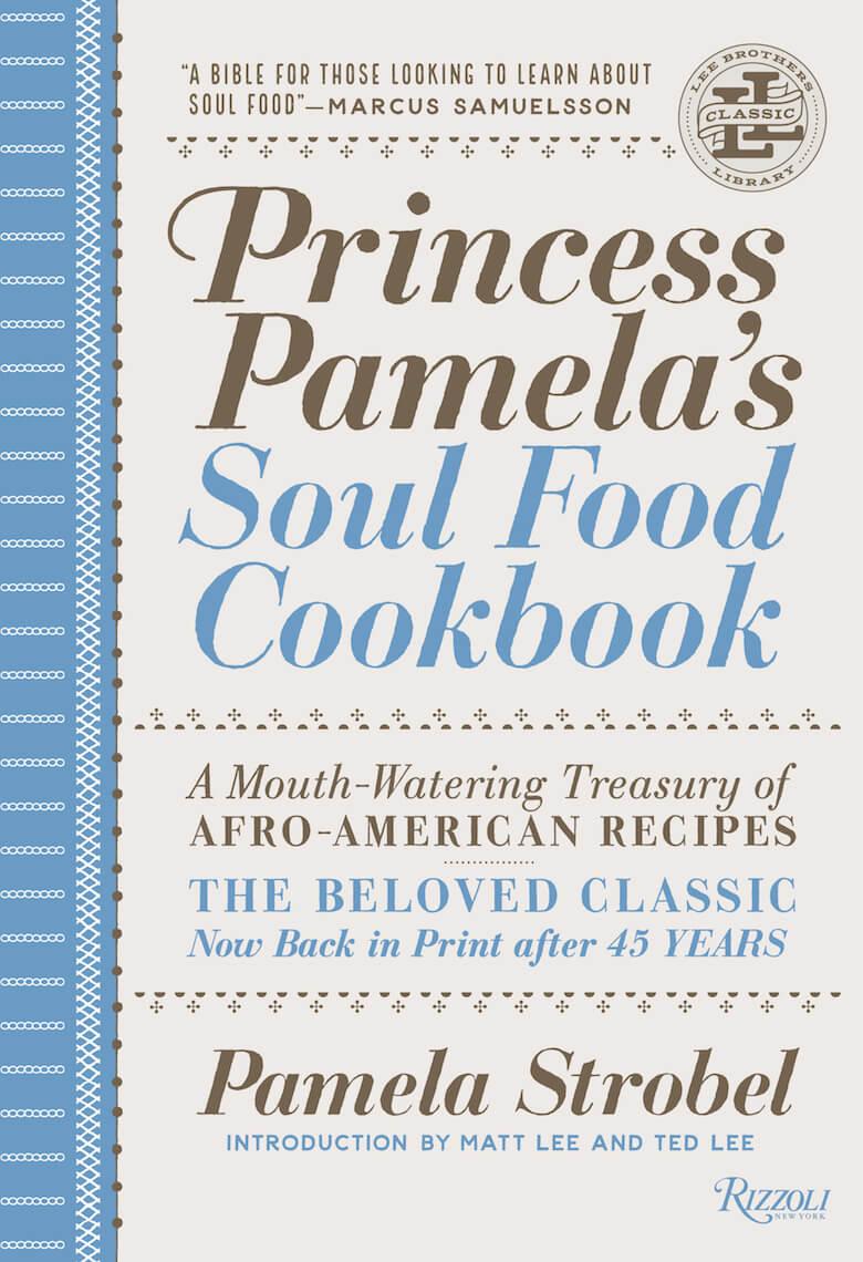 PrincessPamelasSoulFoodCookbook_cover