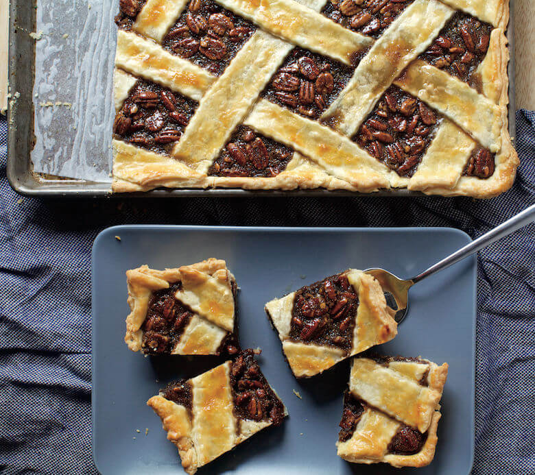 Chocolate Pecan Slab Pie_credit to Deb PerelmanSmitten Kitchen