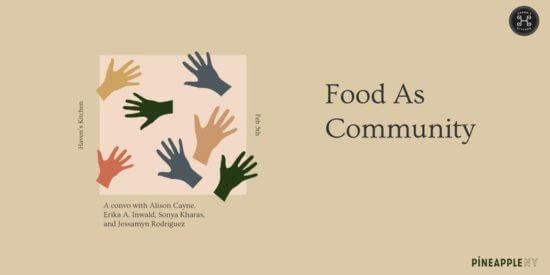 Food-as-Community