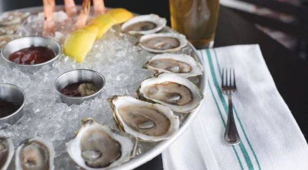 row 34 boston oysters