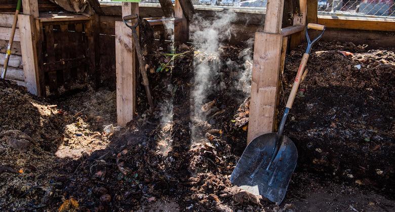 new york city compost