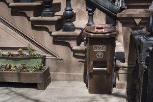 new york city brown bin organics collection