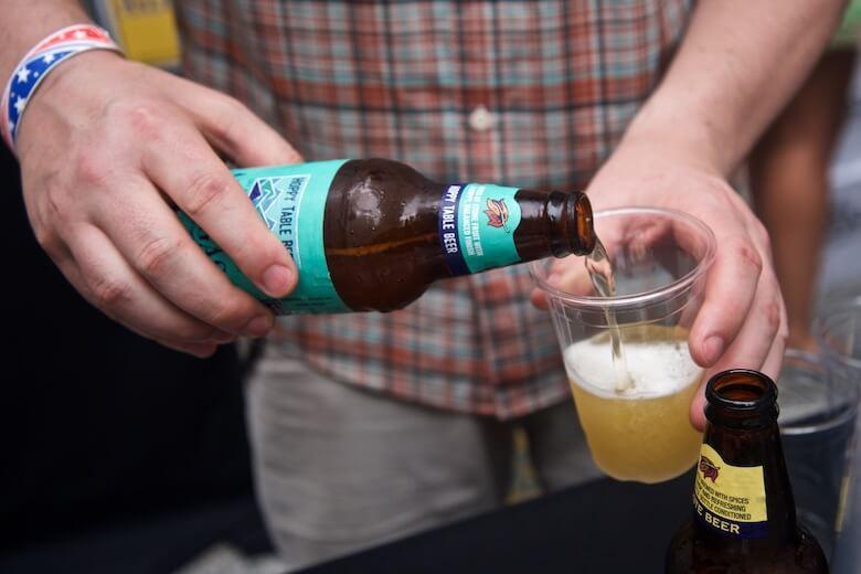 Good Beer tasting