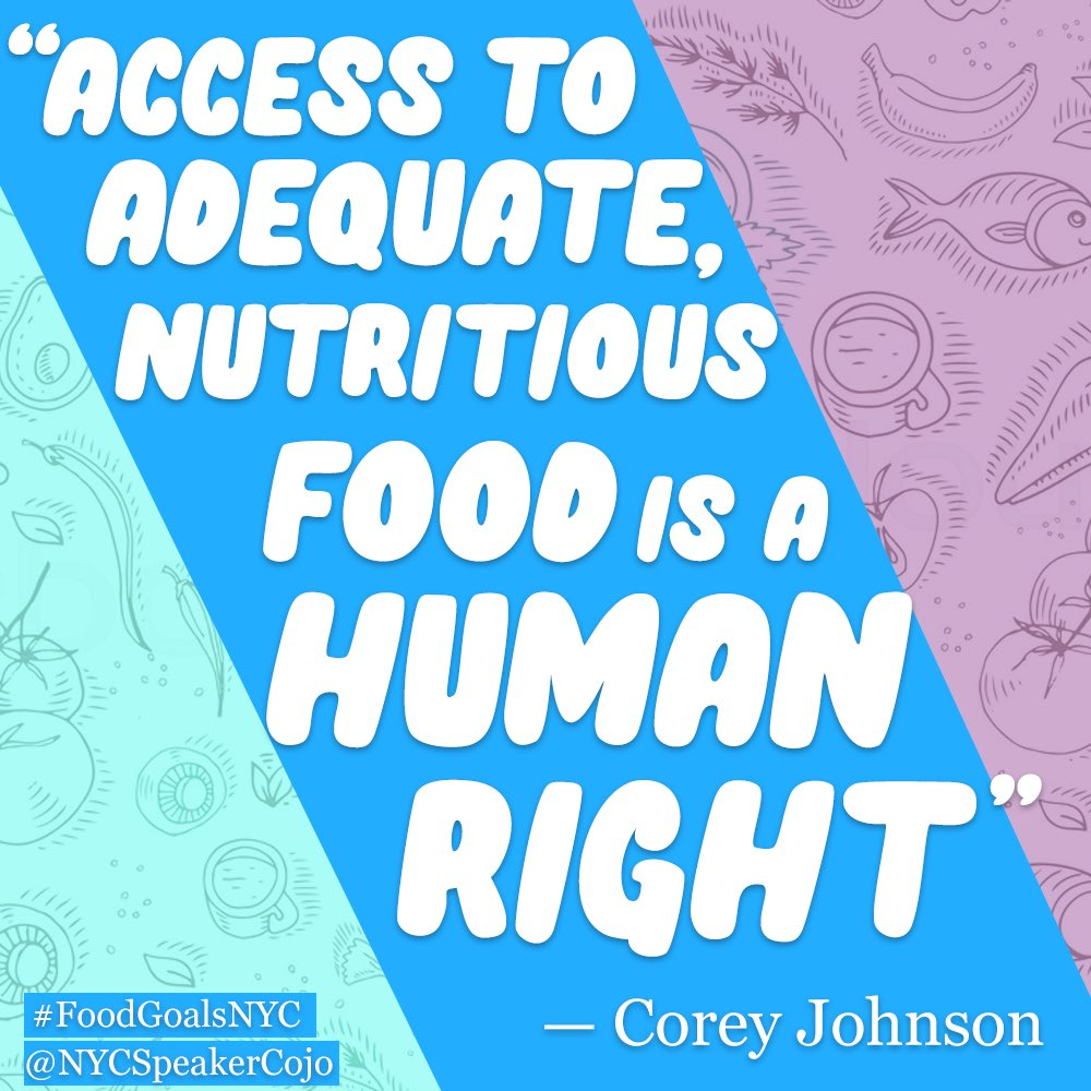 Corey-Johnson-food-equity-nyc