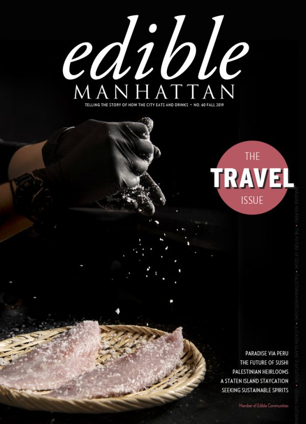 Our Fall Travel Issue Is Here with Stories from All of Our Titles