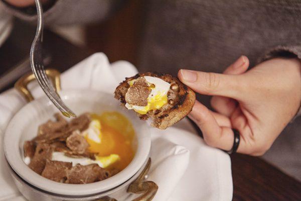 truffle season eataly