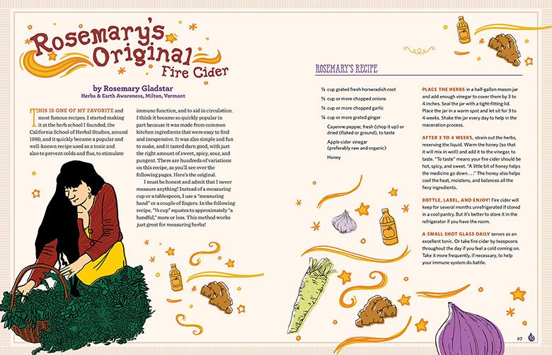 fire cider recipes